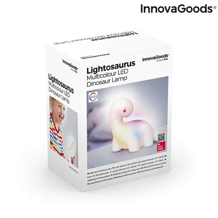Lampa LED dinozaur Lightosaurus 4