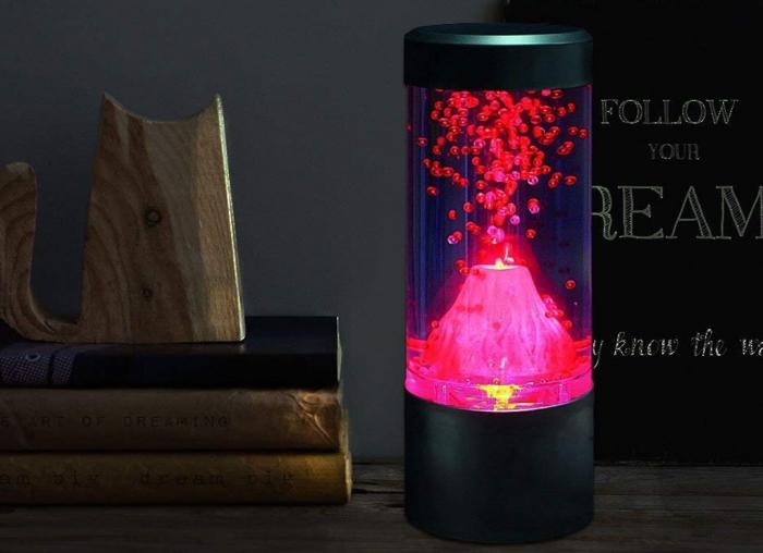 Lampa mini vulcan 1
