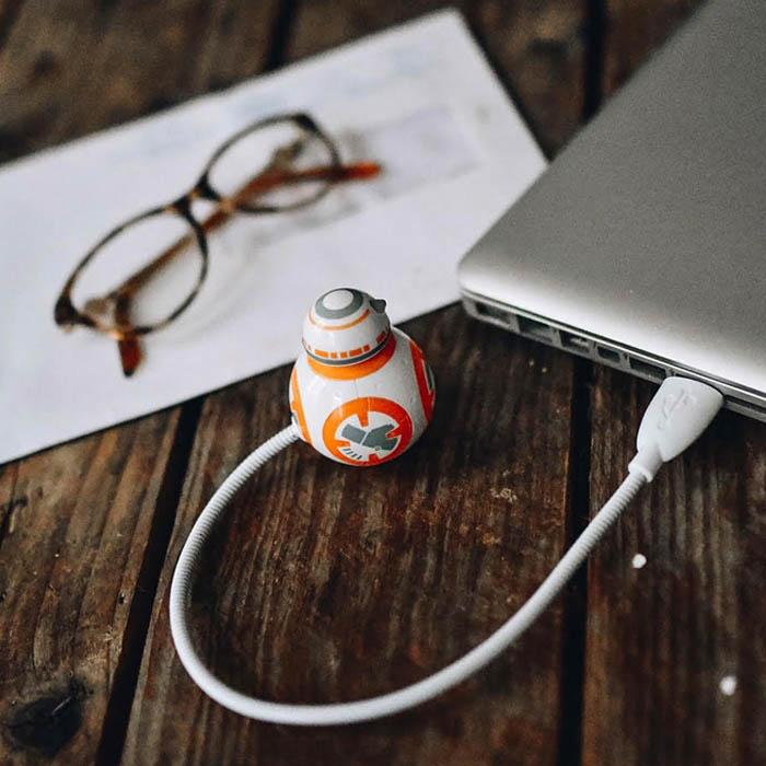 Lampa USB BB8 0