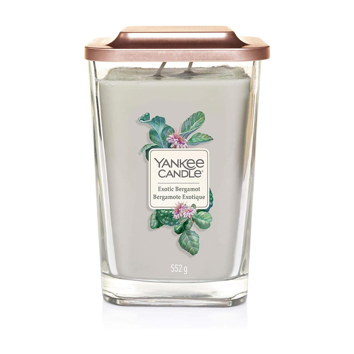 LUMANARE PARFUMATA YANKEE ELEVATION COLLECTION EXOTIC BERGAMOT 2
