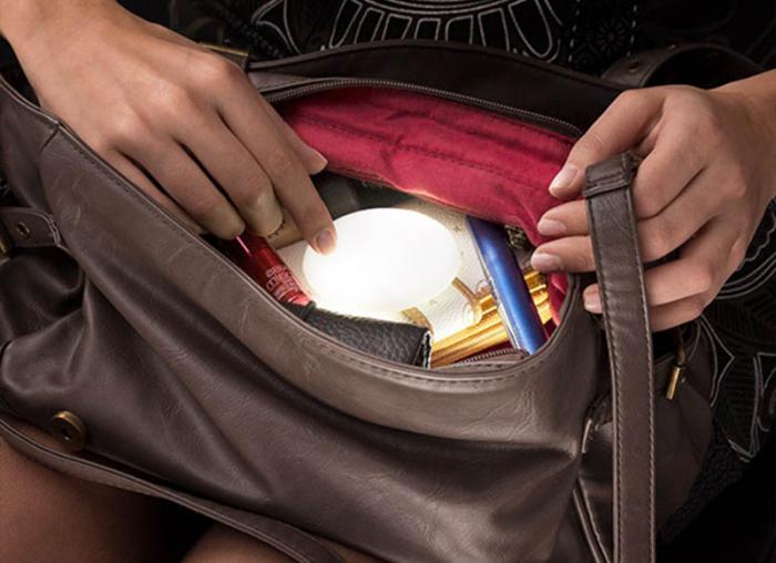 Lumina din geanta 0