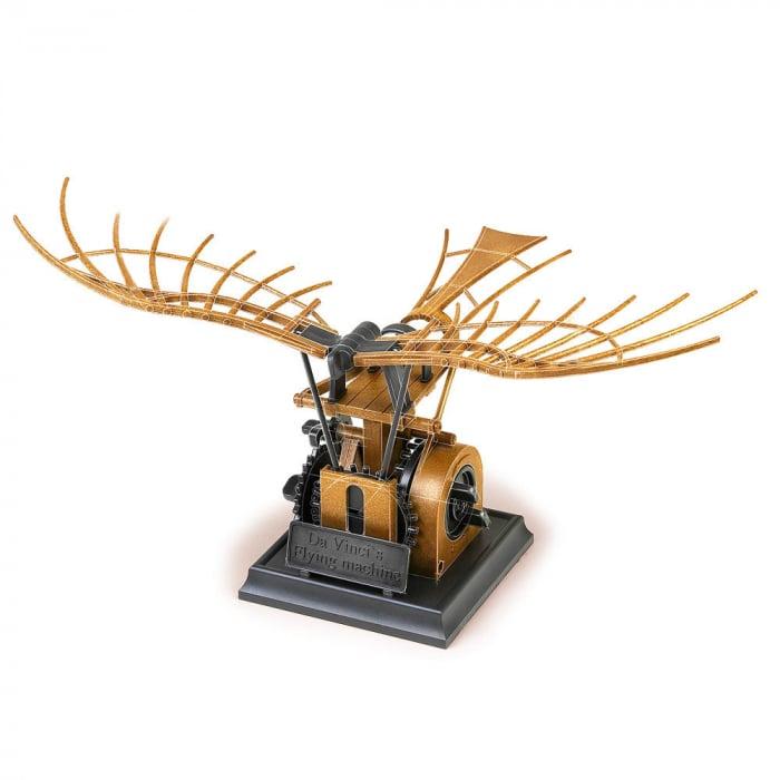 Macheta Masina de Zburat DIY Colectia DaVinci 2