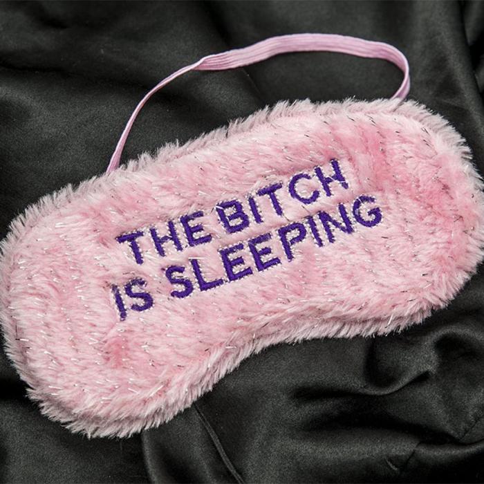 Masca de dormit cu atitudine 0
