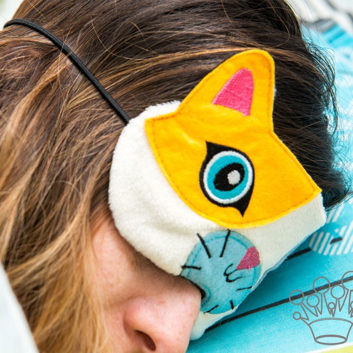 Masca de dormit Pisicuta 0