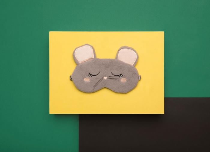 Masca de dormit Amuzanta 1