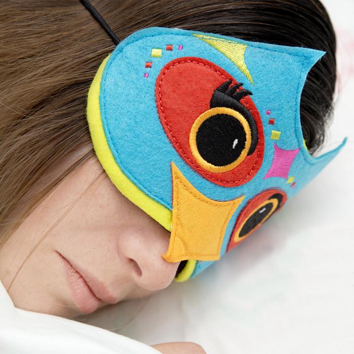 Masca de dormit Tropicala 0