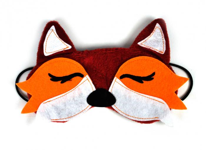 Masca de dormit Vulpe [3]