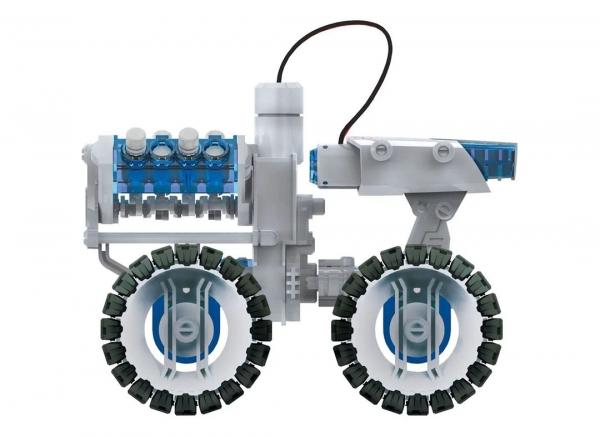 Masina 4x4 cu Motor cu apa sarata 10