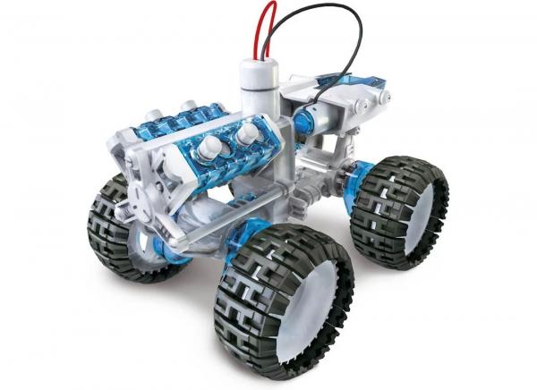 Masina 4x4 cu Motor cu apa sarata 9