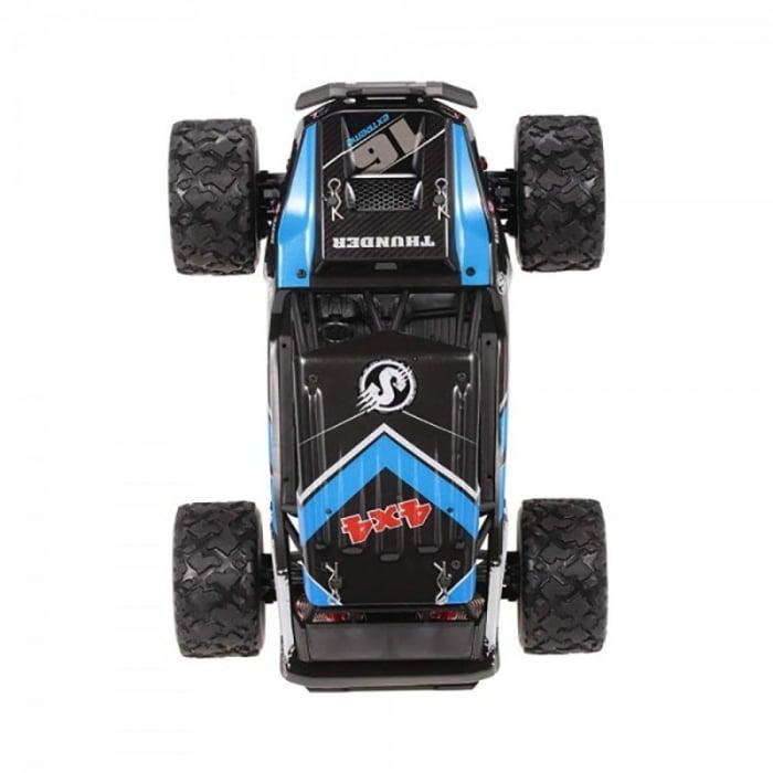 Masina cu Telecomanda Linxtech Thunder 4X4, 36Km/h, Albastru 4