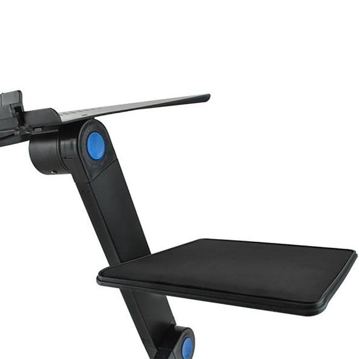 Masuta laptop cu ventilator usb si mousepad 10