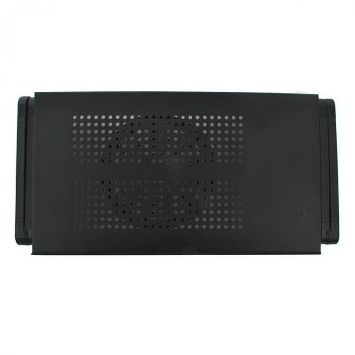 Masuta laptop cu ventilator usb si mousepad 14