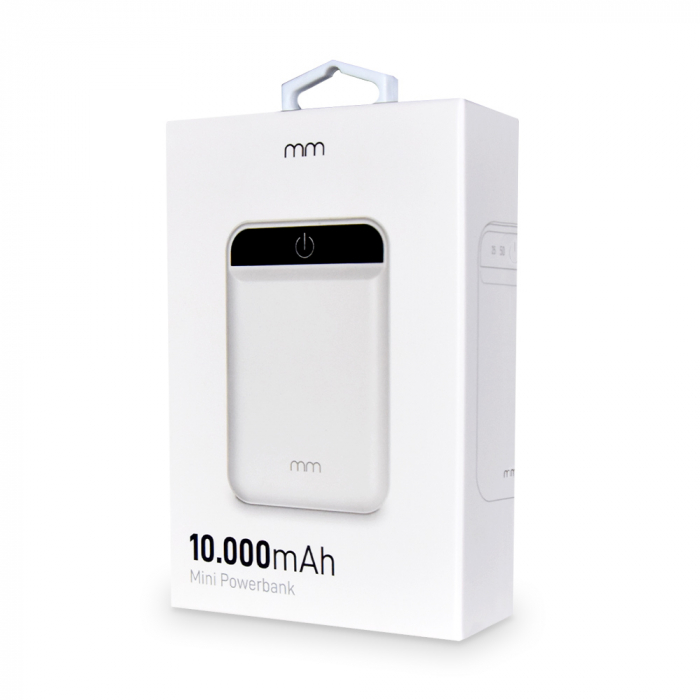 Mini Powerbank 10.000 MAH 3