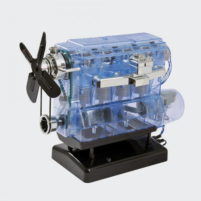 Motor cu combustie interna 4 cilindri - DYI [0]
