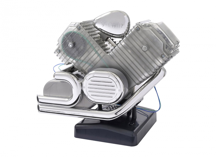 Motor de motocicleta - DIY 3