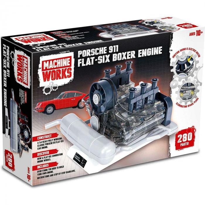 Motor Porsche boxer 6 cilindri - kit DIY 0