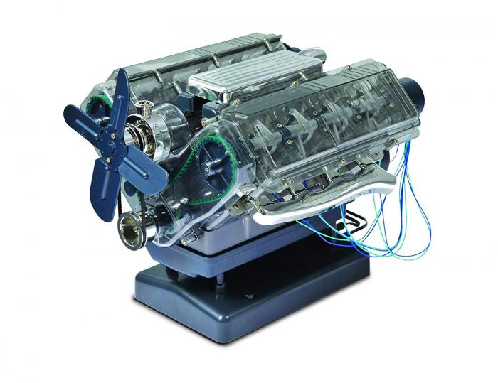 Motor V8 - DYI [3]