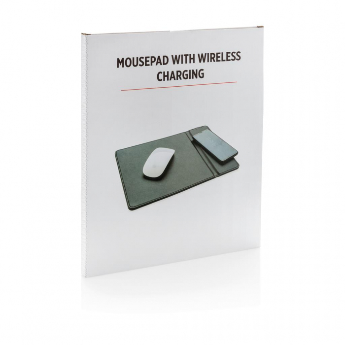 Mousepad cu incarcare wireless 5W 10