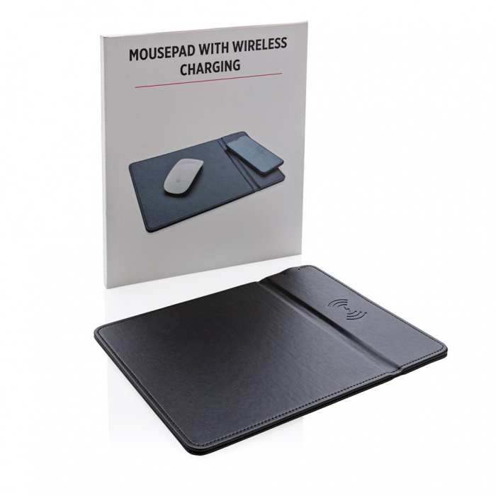 Mousepad cu incarcare wireless 5W 9