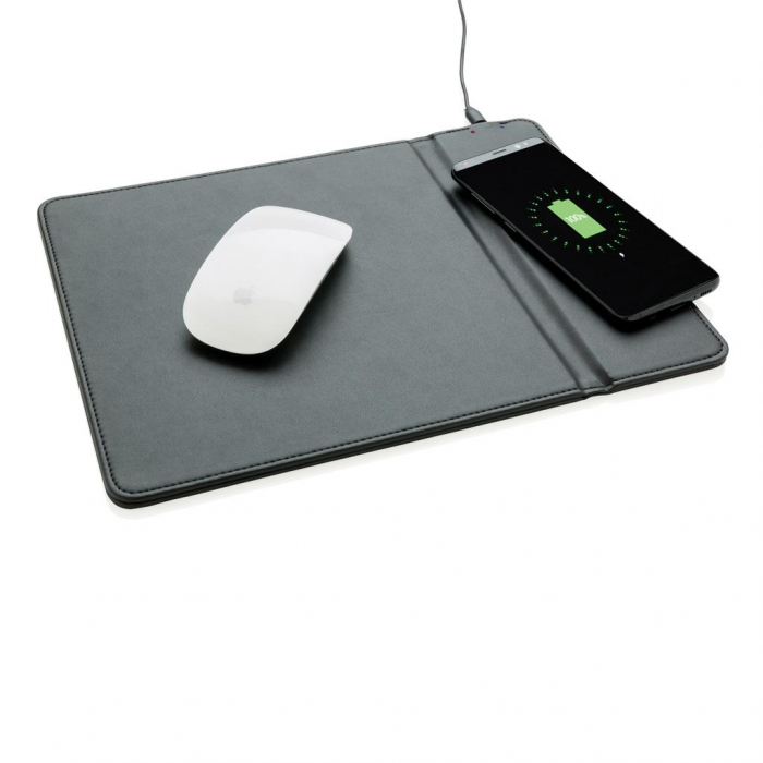 Mousepad cu incarcare wireless 5W 1