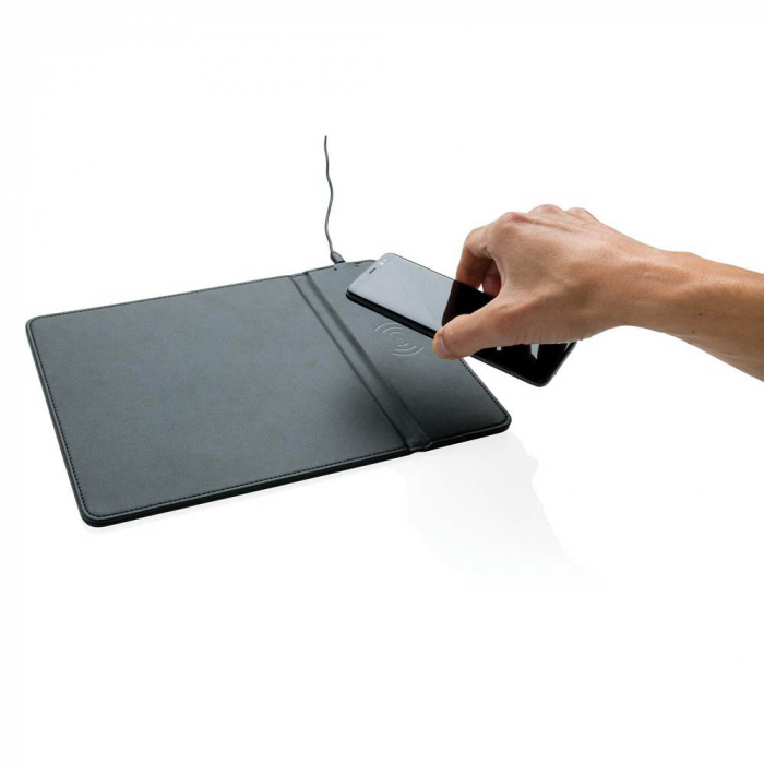 Mousepad cu incarcare wireless 5W 4