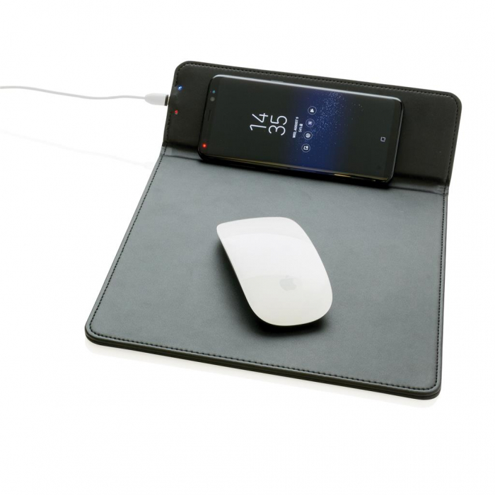 Mousepad cu incarcare wireless 5W 5