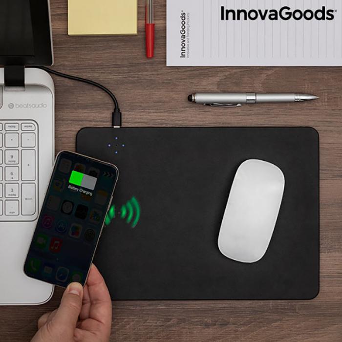 Mousepad cu incarcare wireless Padwer, 5W [0]