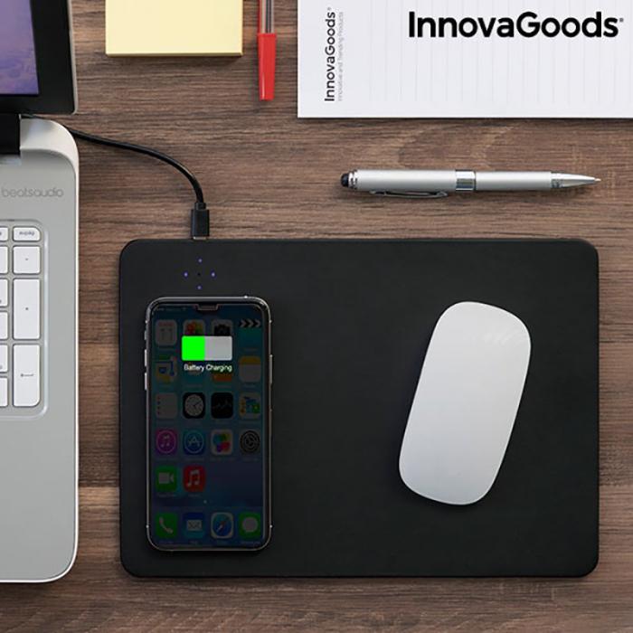 Mousepad cu incarcare wireless Padwer, 5W [1]