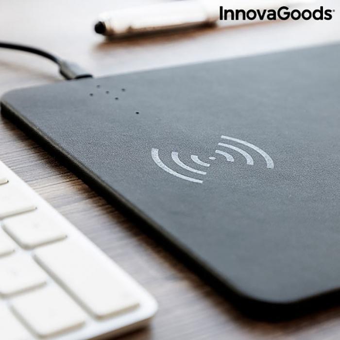 Mousepad cu incarcare wireless Padwer, 5W [3]