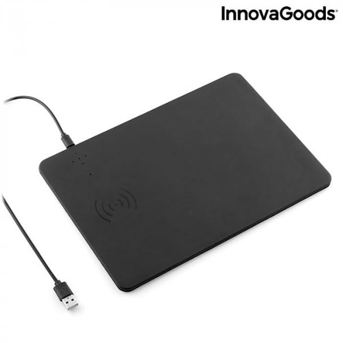 Mousepad cu incarcare wireless Padwer, 5W [7]