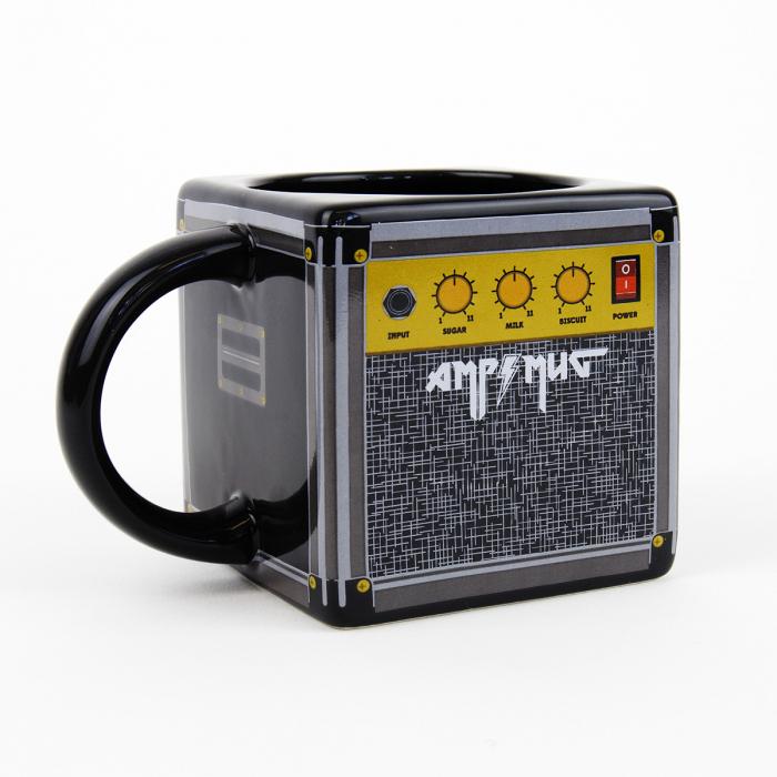 Mugrock, cana amplificator [1]