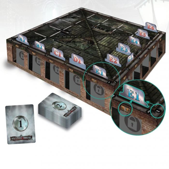 Mystery House: Aventuri la cutie 3