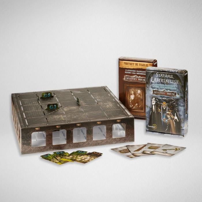 Mystery House: Aventuri la cutie 0