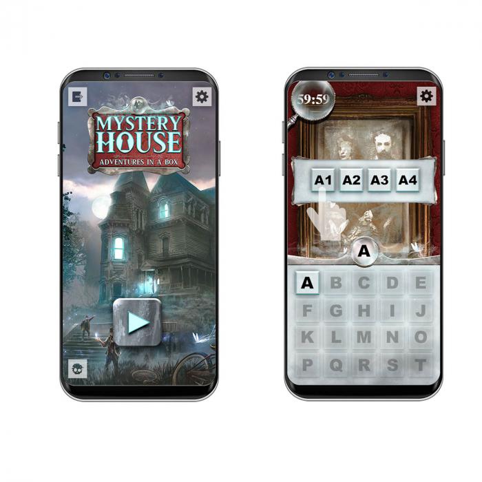Mystery House: Aventuri la cutie 6