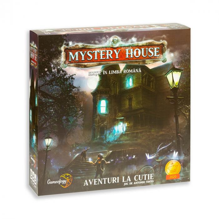 Mystery House: Aventuri la cutie 9