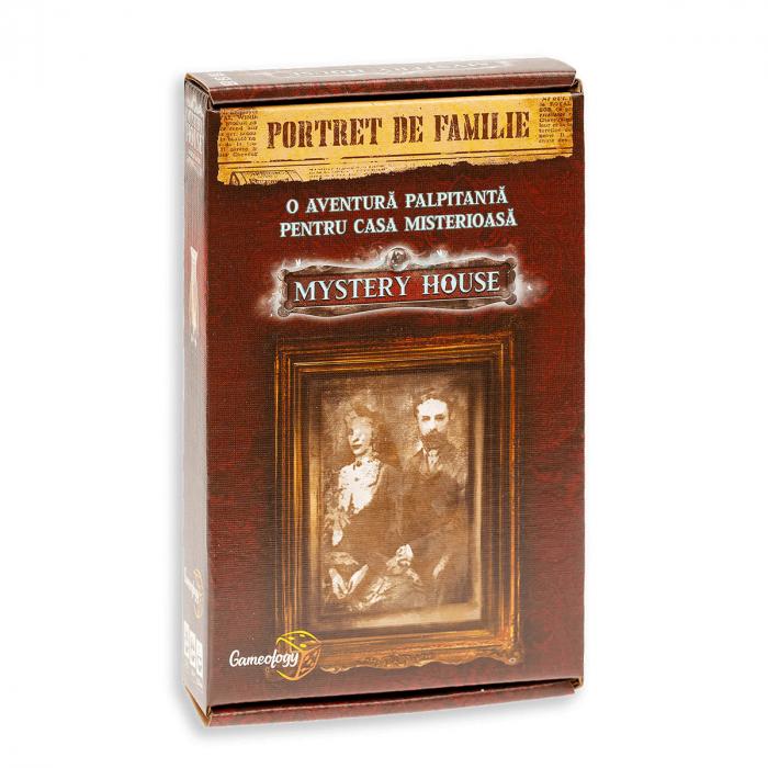 Mystery House: Aventuri la cutie 7