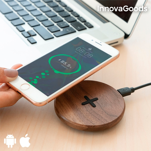 Incarcator wireless Samsung si iPhone [0]