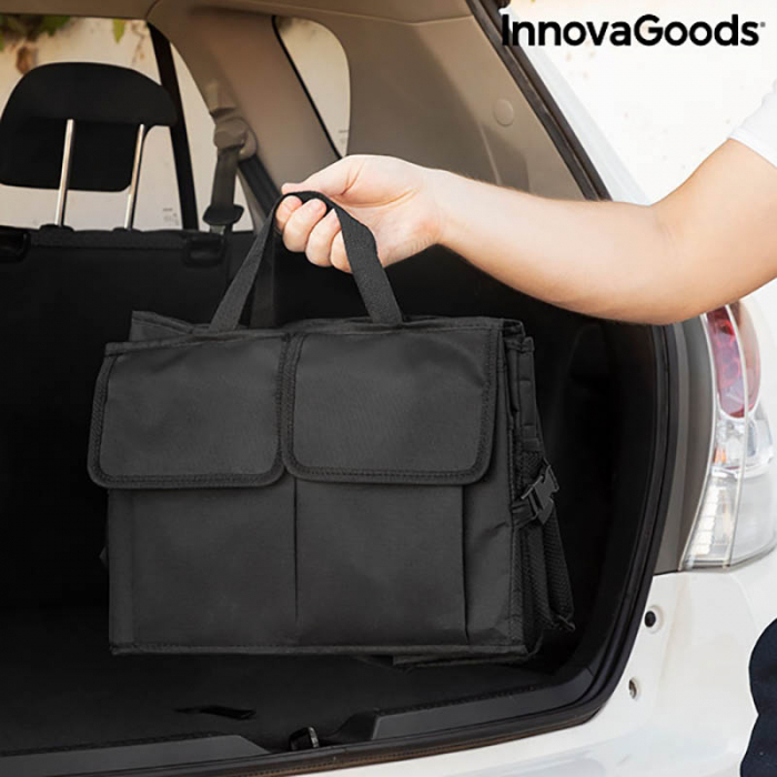 Organizator portbagaj Carry cu pop pliere 5