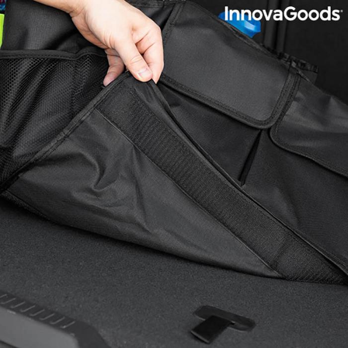 Organizator portbagaj Carry cu pop pliere 6