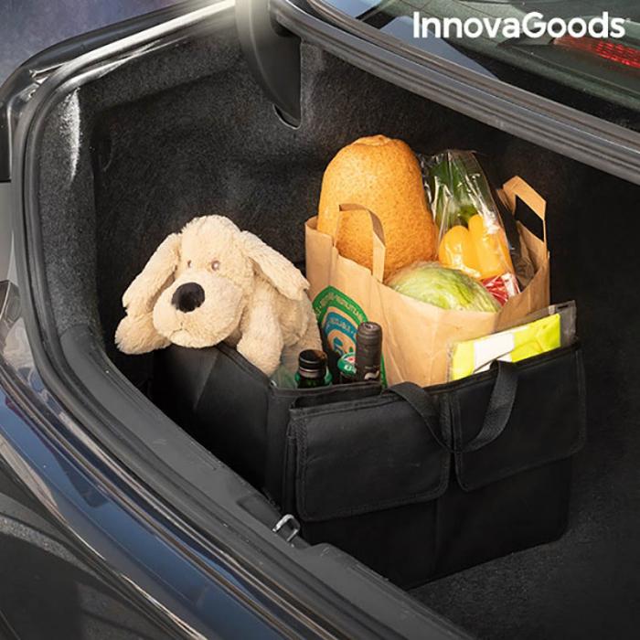 Organizator portbagaj Carry cu pop pliere 1