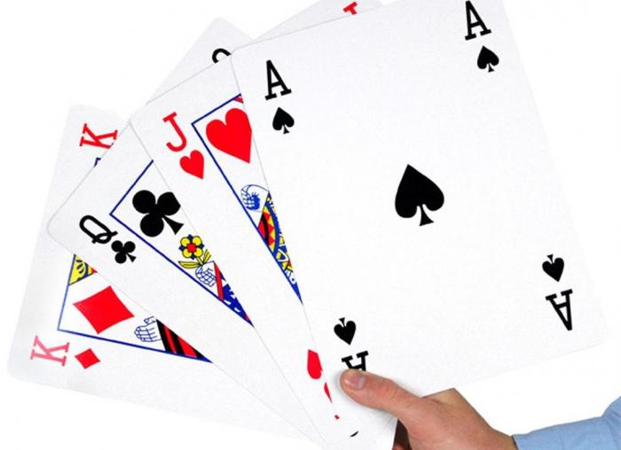 Pachet carti de joc XXXL 0