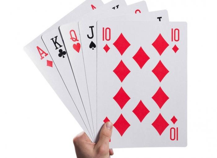 Pachet carti de joc XXXL 1