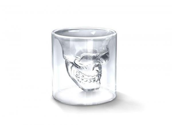 Pahar gotic cu craniu 3D [0]