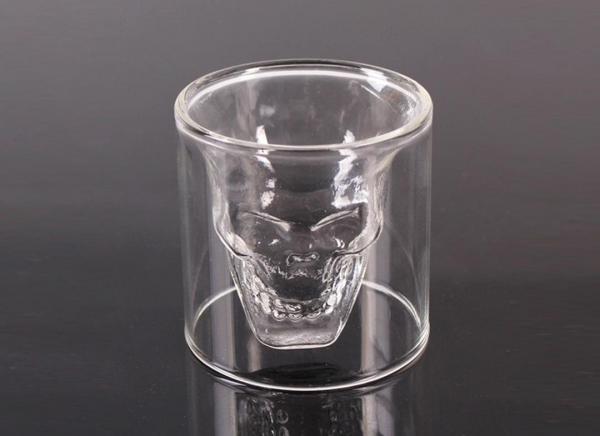 Pahar gotic cu craniu 3D [4]