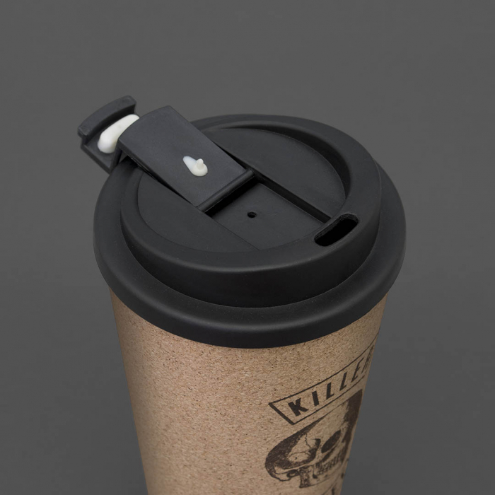 Pahar de pluta Killer Coffee 5