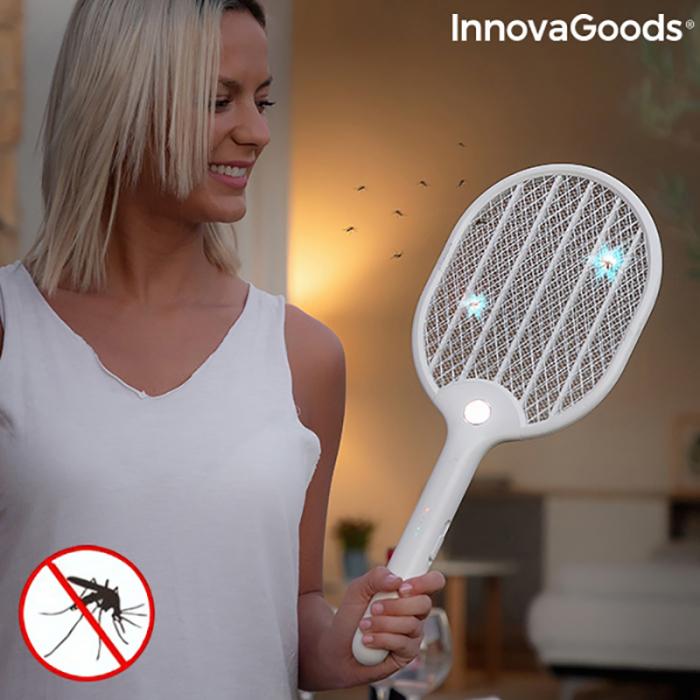 Paleta electrica anti insecte, Rackill LED 0