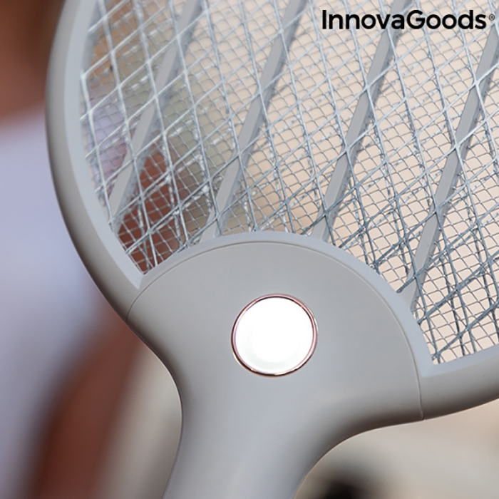 Paleta electrica anti insecte, Rackill LED 5