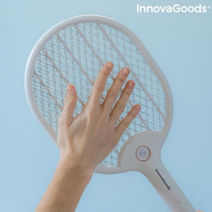Paleta electrica anti insecte, Rackill LED 9