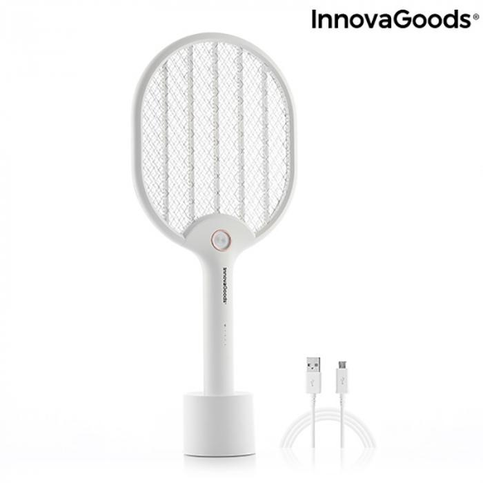 Paleta electrica anti insecte, Rackill LED 13