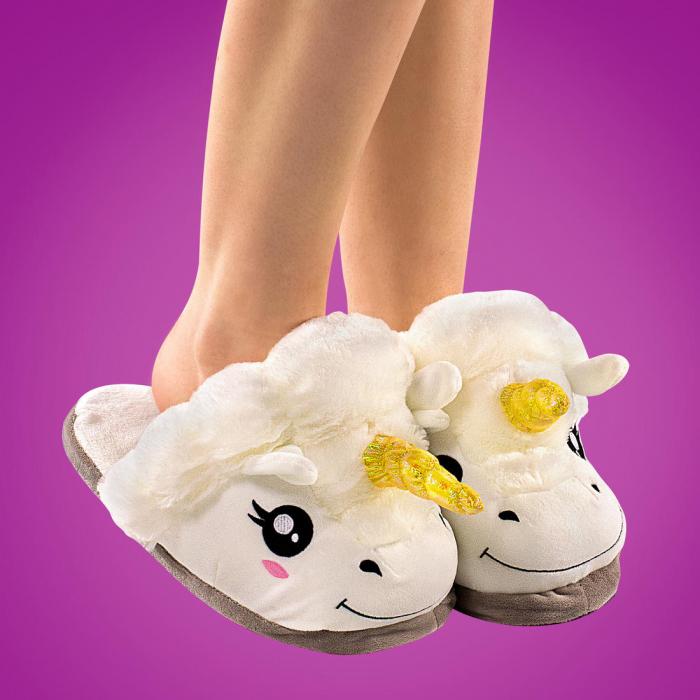 Papuci de casa Unicorn [2]